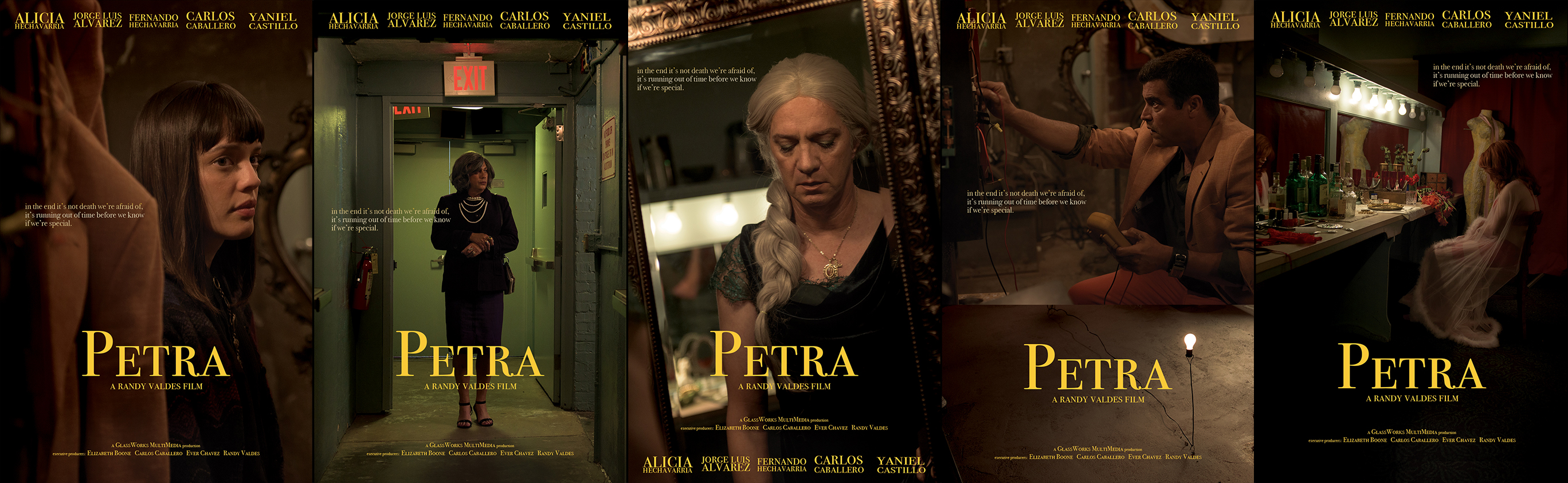 Petra Short Film Poster BANNER